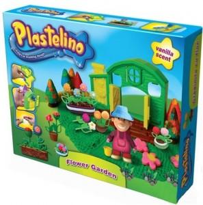 Набор для лепки Plastelino Волшебный сад (NOR2847)