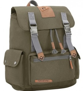 Рюкзак KingCamp Yellowstone (KB3323) Dark green