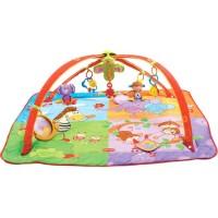 Развивающий коврик Tiny Love 5 в 1 'Цветное Сафари' (1201806830)