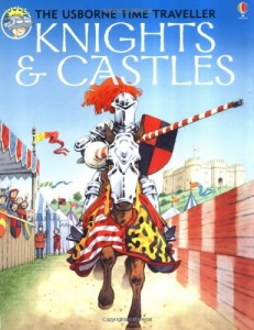 Книга Knights and Castles