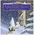 Книга One Snowy Night