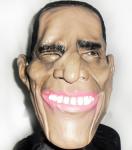 Подарок Карнавальная маска латексная 'Мистер Обама'