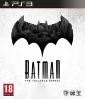 игра Batman: The Telltale Series PS3