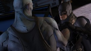 скриншот Batman: The Telltale Series PS3 #4