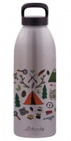 Подарок Бутылка для воды Drink For Good 'Liberty Nature' 950 мл