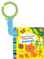 Книга Baby's Very First Buggy Book Animals