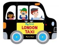 Книга Whizzy Wheels: London Taxi