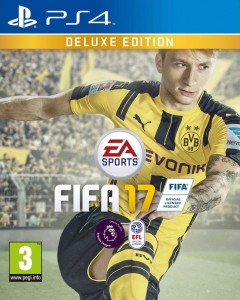 FIFA 17 Deluxe PS4