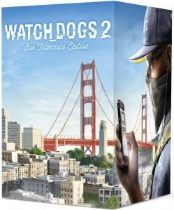 игра Watch Dogs 2. Коллекционное издание 'Сан-Франциско' PS4 - Русская версия