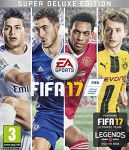 игра FIFA 17 Super Deluxe Edition PS4 - Русская версия
