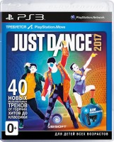 игра Just Dance 2017 PS Move PS3