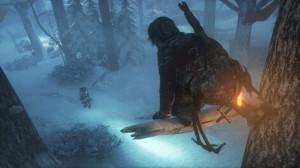 скриншот Rise of the Tomb Raider: 20 Year Celebration PS4 - Rise of the Tomb Raider. 20-летний юбилей - Русская версия #6