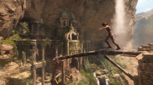 скриншот Rise of the Tomb Raider: 20 Year Celebration PS4 - Rise of the Tomb Raider. 20-летний юбилей - Русская версия #4