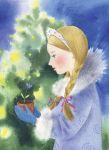 фото страниц Подарок для Снегурочки. Зимняя сказка #9