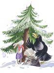 фото страниц Подарок для Снегурочки. Зимняя сказка #7