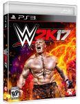 игра WWE 2K17 PS3