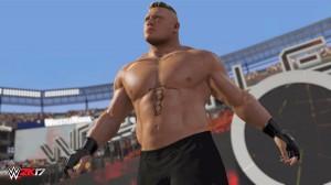 скриншот WWE 2K17 PS4 #2