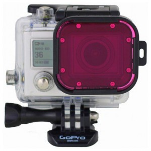 Фильтр Polar Pro Hero3 Cube Magenta Filter (C1015)