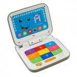Інтерактивний комп'ютер з технологією Smart Stages (укр.) Fisher-Price (DKK17)