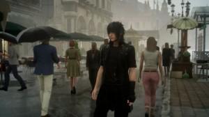 скриншот Final Fantasy 15. Day One Edition PS4 - Русская версия #4