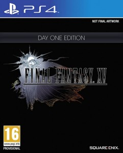 игра Final Fantasy 15. Day One Edition PS4 - Русская версия