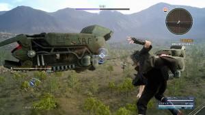 скриншот Final Fantasy 15. Day One Edition PS4 - Русская версия #6