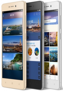 фото Смартфон Xiaomi Redmi 3 Pro 3GB-32GB Dual SIM (Gold) #3