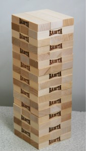 Подарок Игра Дженга 'Башта'