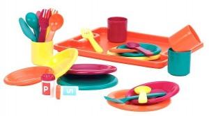 Игровой набор 'Званый ужин' (27 предметов, на 4 персоны)