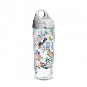 Подарок Бутылка для воды Tervis T054 Watercolor Songbirds 700 мл