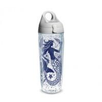 Подарок Бутылка для воды Tervis T057 Vintage Mermaid Collage 700 мл