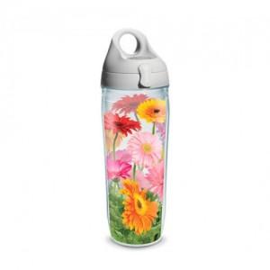 Подарок Бутылка для воды Tervis T058 Gerbera Daisies 700 мл