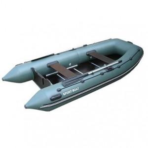 Надувная моторная лодка Альфа А 340 LК *