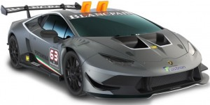 Коллекционный автомобиль Toy State Lamborghini Huracan LP 620-2 Super Trofeo 26 см (21723)