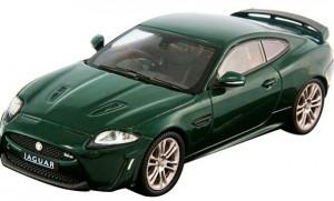 Авто-конструктор 'Jaguar XKR-S' (темно-зеленый, 1:24) (18-25118)