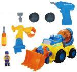 Игрушка-конструктор Huile Toys 'Строительная машина'