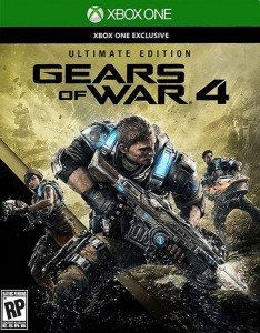 игра Gears of War 4. Ultimate Edition Xbox One