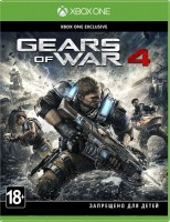 игра Gears of War 4 Xbox One
