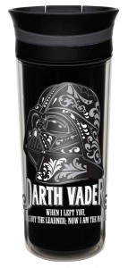 Подарок Термокружка ZAK SWRG-R560 'Star Wars Insulated Travel Mug featuring Darth Vader' 473 мл