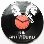 Подарок Настенные часы из винила Die Antwoord
