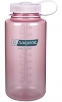 Подарок Бутылка для воды Nalgene 2178-2043 32 Oz Wide Mouth Pink, 1л