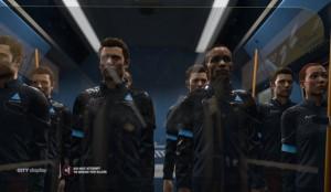 скриншот Detroit: Become Human PS4 - Detroit: Стать человеком - русская версия #8