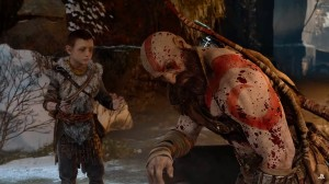 скриншот God of War Day One Edition (PS4, русская версия) #9