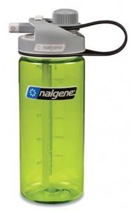 Подарок Бутылка Nalgene 1790-6020 MultiDrink Green, 600 мл