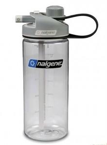 Подарок Бутылка Nalgene 1790-5020 MultiDrink Gray 600 мл
