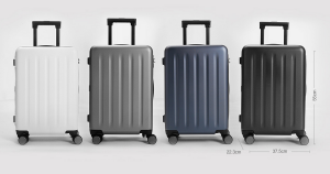 фото Чемодан Xiaomi 90 points suitcase Grey (Р25318) #2