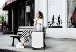 фото Чемодан Xiaomi 90 points suitcase Grey (Р25318) #3