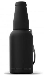 Подарок Бутылка Asobu G4G Mighty Growler Stainless Steel Black 1.9 л
