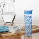 Подарок Бутылка Fit&Fresh 146FF776 Tritan Water Bottle Cornflower Ikat 591 мл