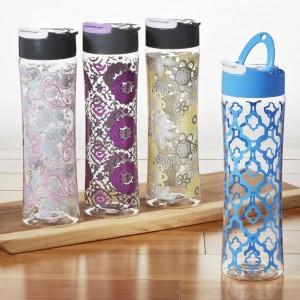 фото Бутылка Fit&Fresh 146FF808 Tritan Water Bottle Pink Aqua 591 мл #2